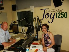 Carolyn Carleton, The Drew Marshal Radio Show